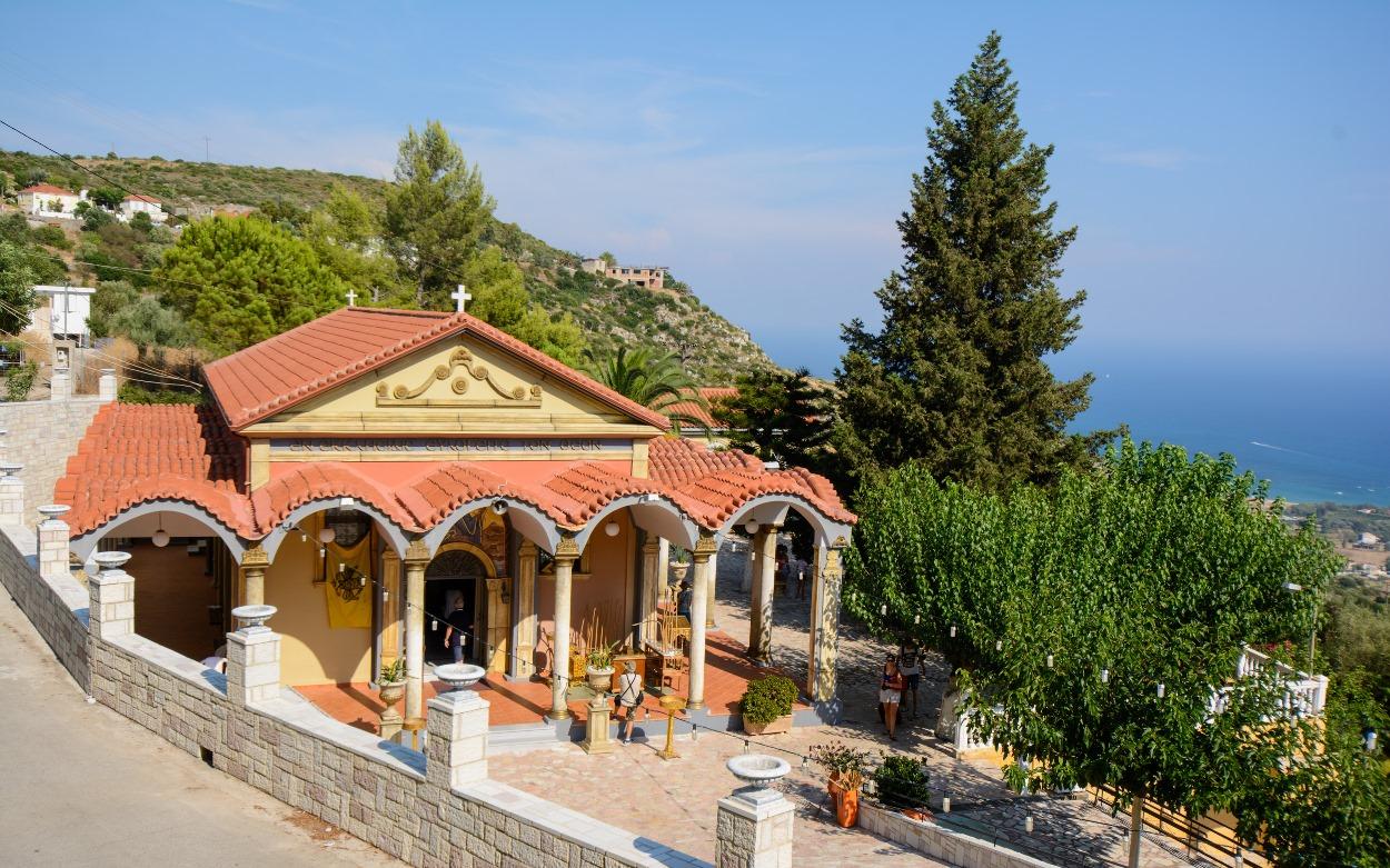Pelerinaj Grecia si 4 insule Kefalonia, Corfu, Evia, Eghina 8 zile